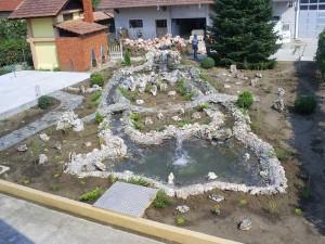 Izrada fontane